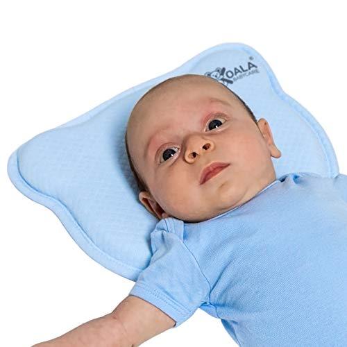 Babykissen Plagiozephalie
