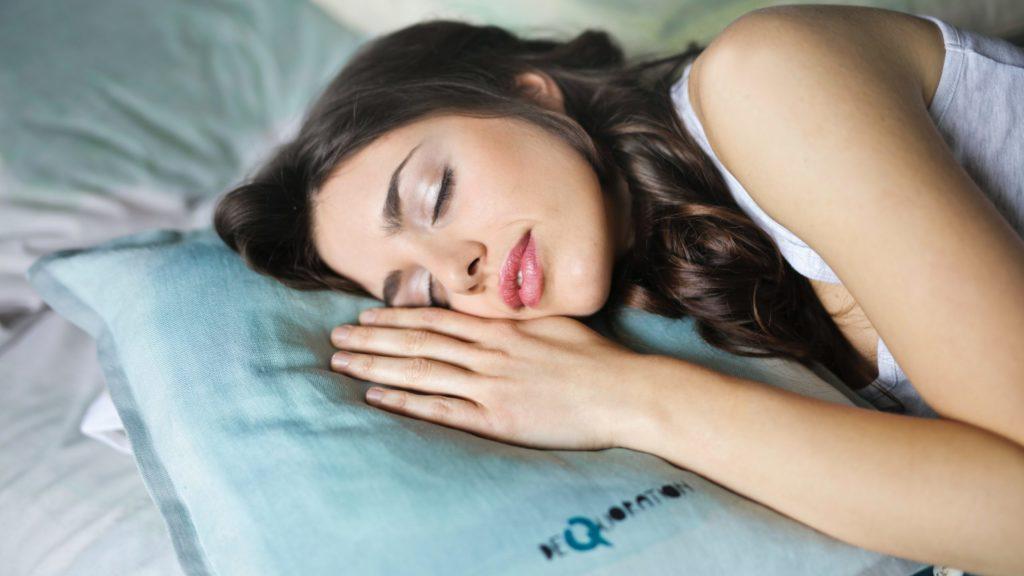 Kurzer Power Nap zur Erholung