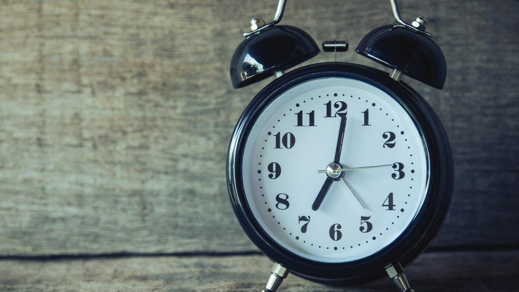 Uhr mit Weckfunktion