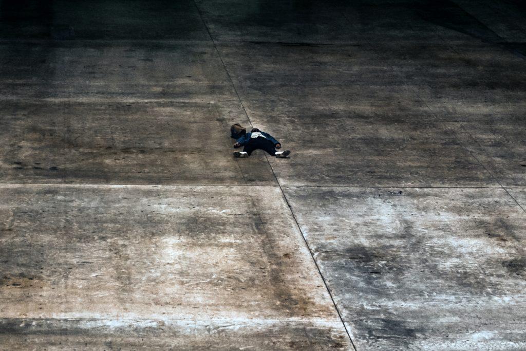 Schlafen auf dem Boden - ist das gesund?